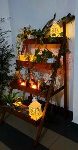 Ladder Planter_Rustic_Night 4 LQ